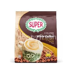 Super Charcoal Roasted White Coffee Premix Coffee & Creamer (15s)
