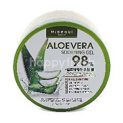 MISEOUL KOREA Aloevera Soothing Gel For All Skin Type