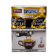 Wonda Premium Coffee Original