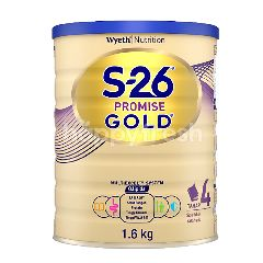 S-26 Promise Gold Tahap 4