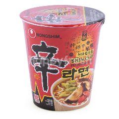 Nongshim Shin Cup Rasa Jamur Pedas