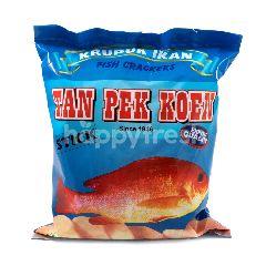 Tan Pek Koen Kerupuk Ikan Stik