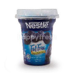 Nestlé Blueberry, Apple & Nata De Coco Yogurt