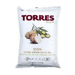 Torres Keripik Kentang 100% Minyak Zaitun Extra Virgin