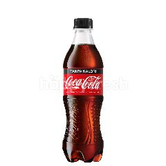 Coca-Cola No Calorie Carbonated Soft Drinks 500ml