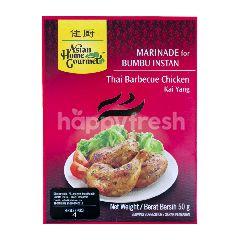 Asian Home Gourmet Bumbu Masak Ayam Barbecue Khas Thailand
