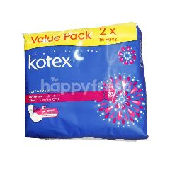 Kotex Overnight Heavy Flow/Night 28Cm