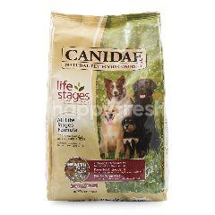Canidae Makanan Anjing Natural Semua Tahapan