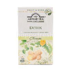 Ahmad Tea London Detox Cleanse Tea