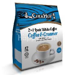 Chek Hup 2 In 1 Ipoh White Coffee & Creamer (30gm x 12 Sachets)