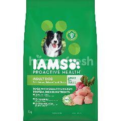 IAMS Dog Dry Food Adult All Breed Chicken 1.5KG Dog Food