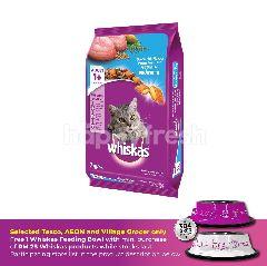 Whiskas Cat Dry Food Adult Ocean Fish 7KG Cat Food