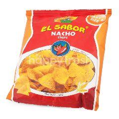 El Sabor Keripik Nacho Dengan Rasa Pedas