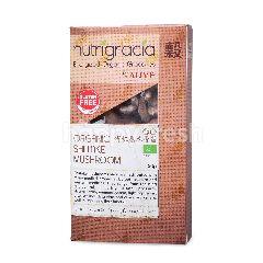 NUTRIGRACIA Organic Shitake Mushroom