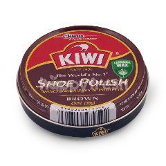 Kiwi Semir Sepatu Coklat