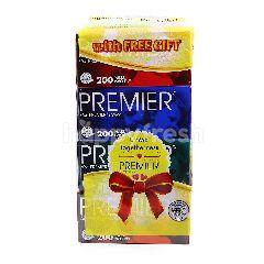 Premier 100% Virgin Pulp Tissue