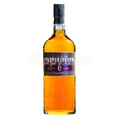 Auchentoshan Single Malt Scotch Whisky Usia 12 Tahun