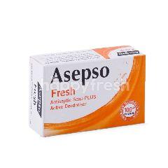 Asepso Fresh Sabun Batang Antiseptik dan Aktiv Deodoriser