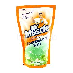 Mr. Muscle Axi Triguna Apple Green