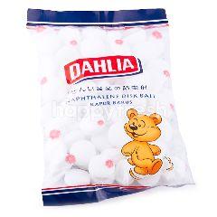 Dahlia Naphthalene Disk Ball