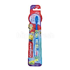 Colgate Minion Ultra Soft Toothbrush