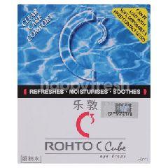 Rohto C Cube Eye Drops