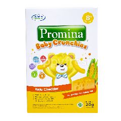 Promina Baby Crunchies Keju Cheddar