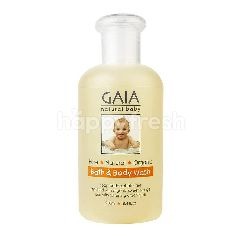 GAIA Natural Baby Bath & Body Wash (Baby Shower)