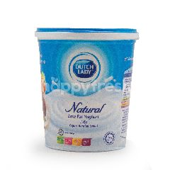 Dutch Lady Yoghurt Low Fat Natural Tub