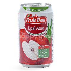 F&N Fruit Tree Apple Aloe Drink Juice