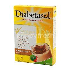 Diabetasol Susu Nutrisi Bubuk untuk Diabetes Rasa Kapucino