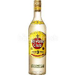 Havana Club 3 Years Rum 700ML