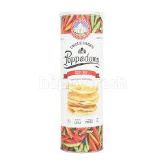 Uncle Saba's Poppadoms-Sweet Chilli