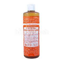 Dr. Bronner's 18-In-1 Tea Tree Pure-Castile Liquid Soap