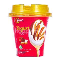 Yoyic Yogurt Rasa Karamel dan Apel