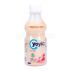 Yoyic Susu Fermentasi Rasa Leci