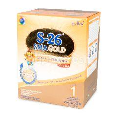 เอส26 เอส เอ็ม เอ โกลด์ สูตร 1