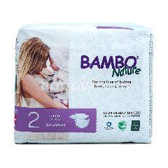 Bambo Nature Popok Bayi Ukuran 2