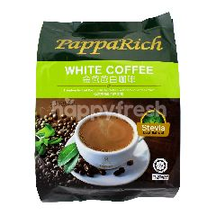 Papparich White Coffee Stevia Leaf Extract (12 Sachets)