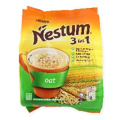 Nestum 3 In 1 Oat Grain & More Cereal Drink (15 Packets x 30g)