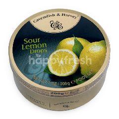 Cavendish & Harvey Permen Rasa Lemon