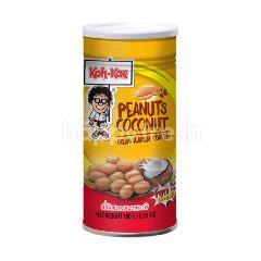 Koh-Kae Peanuts Coconut Cream Flavour Coated 180G