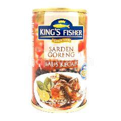 King's Fisher Kecap Asin Ikan Sarden Goreng