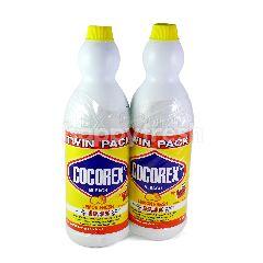 Cocorex Twin Pack Bleach Lemon Fresh