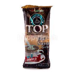 TOP Coffee Kopi Arabika dan Robusta Bubuk dengan Gula (10 sachet)