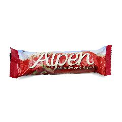 Alpen Strawberry And Yogurt Granola Bar