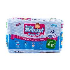 Baby Happy! Popok Bayi Body Fit Designer Ukuran M