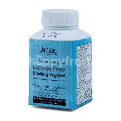 เอ็ม มิลค์ โยเกิร์ตพร้อมดื่ม ปราศจากน้ำตาลแลคโตส 180 มล.