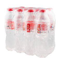 บิ๊กซี น้ำดื่ม H2O 600 มล. (แพ็ค 12)