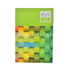 Uni Paper Exercise Book (Green)